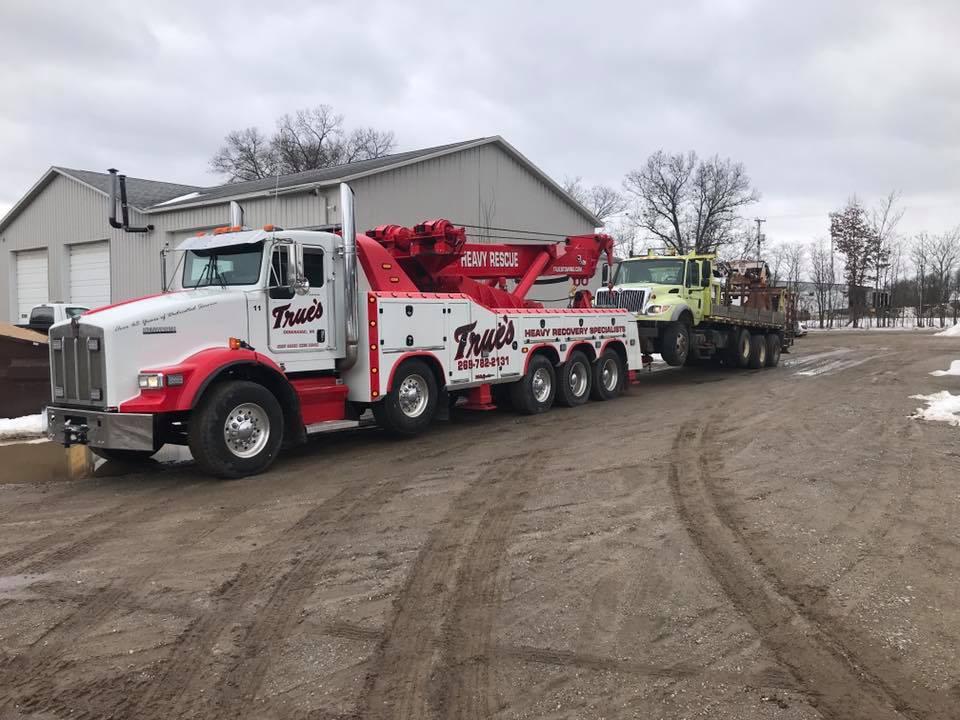 Truck 11 Heavy Rescue